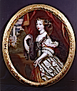 ca. 1675 Jane Needham, Mrs. Myddleton by Henri Gascar (Philip Mould)