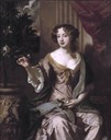 ca. 1679 Elizabeth, Countess of Kildare by Sir Peter Lely (Tate Collection)