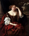1680 Elizabeth, Countess of Dysart by Sir Peter Lely (Ham House, London UK)