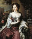 1685 Mary II after William Wissing (National Portrait Gallery - London UK)