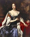 1686-1687 Mary II, when Princess of Orange by Willem Wissing (Royal Collection) Wm