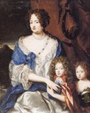 1691 Sophie Dorothea of Celle attributed to Jacques Vaillant (Bomann Museum Celle, Celle Germany)