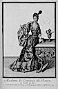 1694 or after Madame la comtesse du Roure by Antoine Trouvain