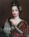 1695 Louise Francoise de Bourbon (1673-1743) by follower of Pierre Gobert (sold by Timothy Langston) From the gallery's Web site