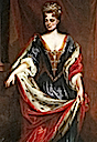 1710 Marie-Luise of Hesse-Kassel by Louis Volders (location unknown to gogm)