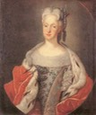 1719 Marie-Josephe d'Autriche by Louis de Silvestre (location unknown to gogm)