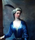 1720s Lady Elizabeth Churchill by Charles Jervas (Ashridge Estate - Hertfordshire UK)