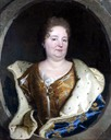 1723 Liselotte von der Pfalz by Hyacinthe Rigaud (auctioned by Tajan)