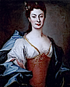 1724 Countess Orzelska by Louis de Silvestre (location unknown to gogm)