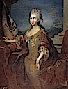 1724 Louise Élisabeth d'Orléans, Queen of Spain by Jean Ranc (Prado) alta resolución