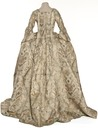 1725 French robe volante