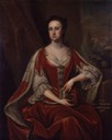 1727 (date on caption) Anne Hatton, Countess of Winchilsea, by Jonathan Richardson (National Portrait Gallery - London, UK)