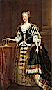 1727 Caroline of Ansbach by Charles Jervas studio (National Portrait Gallery London)