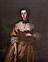 1730 Lady Susannah Poulett by Enoch Seeman the Younger (National Trust, Saltram - Plympton, Plymouth UK)