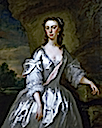 1737 Penelope Cholmeley by John Vanderbank (Philip Mould)