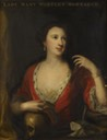1739 Lady Mary Wortley Montagu by Carlo Francesco Rusca (UK Government Art Collection)