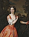 1739 Lady Frances Montagu by Allan Ramsay (location unknown to gogm)
