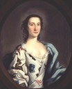 1740-1745 Clementina Walkinshaw by ? (Scottish National Portrait Gallery - Edinburgh. UK) resize