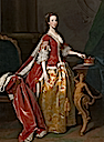 1743 Lady Anne Campbell, Countess of Strafford by Allan Ramsay (Hunterian Art Gallery, University of Glasgow - Glasgow, Glasgow Region UK)