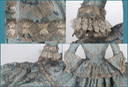 1745-1750 French or Spanish court dress details (Centre de Documentació i Museu Tèxtil - Terrassa, Catalunya:Cataluña, Spain) From pinterest.com:cjgraber:history-dress-1700s