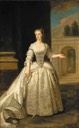 1745 (before) Caroline Darcy, Countess of Ancram by Enoch Seeman (auctioned by Christie's)
