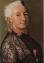 1745 Wilhelmine of Prussia by Jean-Etienne Liotard (location unknown to gogm)