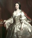 1746 Anne (d.1759), Duchess of Chandos by Joseph Highmore (Walker Art Gallery - Liverpool, Merseyside UK)