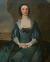 1747 Flora MacDonald by Richard Wilson (National Portrait Gallery - London UK)