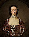 1747 Flora MacDonald by Richard Wilson (Scottish National Portrait Gallery - Edinburgh UK)