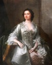 1749 Said to be Sarah Lloyd by Thomas Frye (Wrexham County Borough Museum and Archives- Wrexham, Wrexham (Wrecsam), UK) From the-athenaeum.org