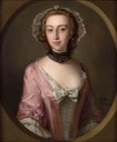 1751 Louisa Balfour by Phillip Mercier (Philip Mould)