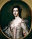 1751 Maria, Countess of Coventry (1733-1760), renowned beauty by Francis Cotes (National Gallery of Ireland - Dublin Ireland)
