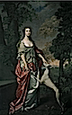 1752-1753 Elizabeth Gunning by Gavin Hamilton (National Galleries of Scotland, Edinburgh)