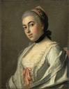 1756/1752 Countess A. M. Vorontsova by Pietro Antonio Rotari (Hermitage)
