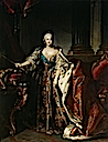 1758 Elizabeth of Russia by Louis Tocque (Hermitage)