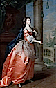 1759-1760 Anne, Countess of Northampton (d.1763) by Thomas Hudson (Laing Art Gallery - Newcastle upon Tyne, Tyne and Wear UK)