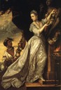 1761 Lady Elizabeth Keppel by Sir Joshua Reynolds (Woburn Abbey - Woburn, Bedfordshire, UK) From WikiArt