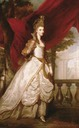 1761 or earlier Charlotte Walpole, Countess of Dysart by Sir Joshua Reynolds (Ham House, Richmond)