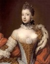 1761 Queen Charlotte by Esther Denner (daughter of Balthasar Denner) (auctioned)