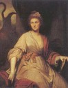 1763-65 Lady Diana Beauclerk, née Spencer, other married name St John by Sir Joshua Reynolds (location unknown to gogm) Wm resized