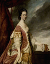 1763 Isabella Hay (1742-1808), Countess of Erroll, by Sir Joshua Reynolds (Glasgow Museums - specific location unknown to gogm) bbc.co X 1.5