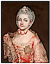 1763 Agnese Anhalt-Dessau, Baroness of Loen by Christian Friedrich Reinhold Lisiewski (location unknown to gogm)