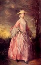 1764 Mary, Countess of Howe by Thomas Gainsborough (Kenwood House - Hampstead, London United Kingdom)