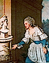 1764 Anne Germaine Larivée de Vermenoux by Jean Étienne Liotard (private collection)