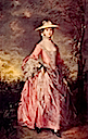 1764 Mary, Countess of Howe by Thomas Gainsborough (Kenwood House, London United Kingdom)