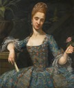 1765 Maria Louise of Bourbon-Parma by Giuseppe Baldrighi (auctioned by Sotheby's) From triinochka.ru:post396110573: