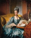 1765 Ulrike Sophie by Georg David Matthieu (auctioned by Christie's)