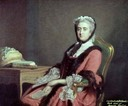 1766 Caroline Fox, 1st Baroness Holland by Allan Ramsay (private collection)