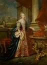 1769 Maria Carolina of Austria, Queen of Naples by ? (location ?) From pinterest.com:heathermoco:18th-century-art:?lp=true