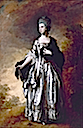 1769 Isabella,Viscountess Molyneux, later Countess of Sefton by Thomas Gainsborough (Walker Art Gallery - Liverpool, Merseyside UK)